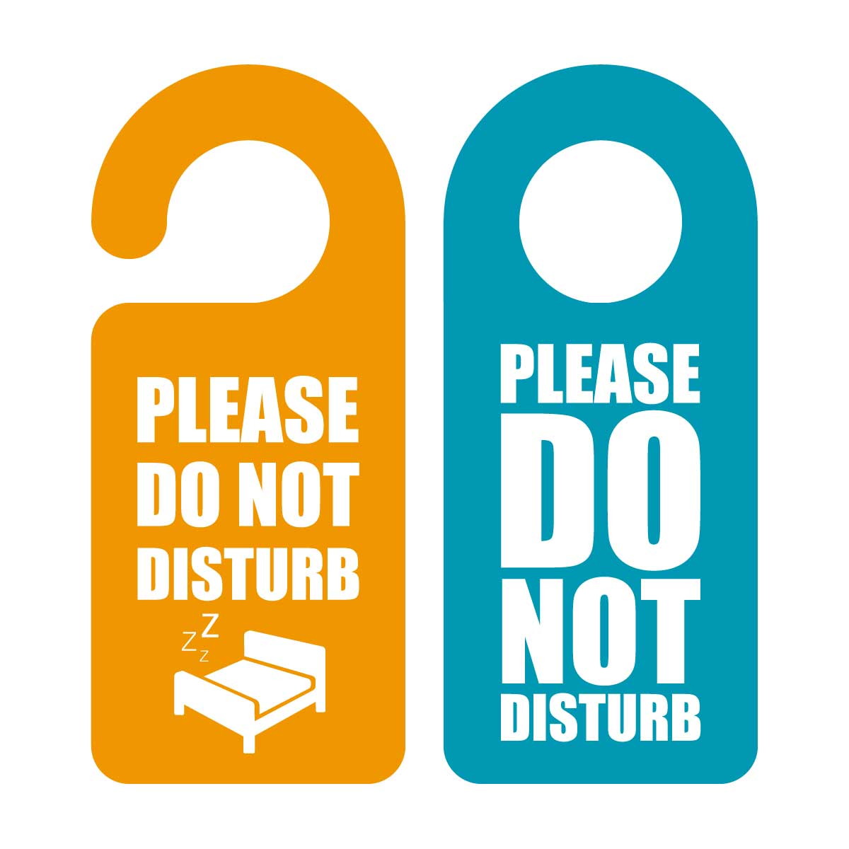 Printing your brand on door hangers