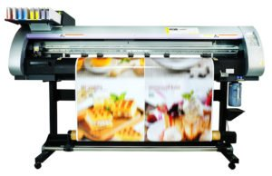 Printer for Wide Format Printing
